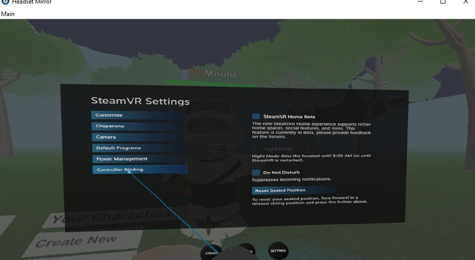 WMR analog stick support in Reborn? - OrbusVR Community
